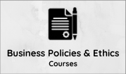 Business Policies & Ethics